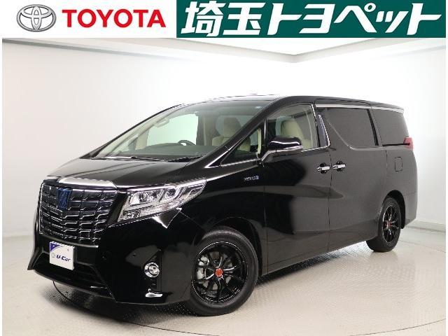 トヨタ G ムーンルーフ・メモリーナビ・Bモニター