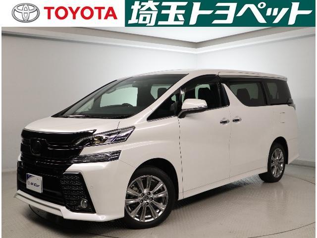 トヨタ 3.5ZA ゴールデンアイズ ナビ フルセグ 4WD