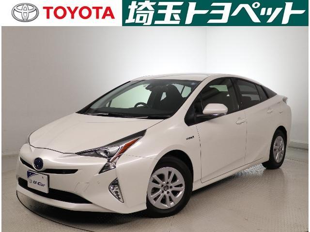 トヨタ Sセーフティプラス メモリーナビ フルセグTV Bモニター