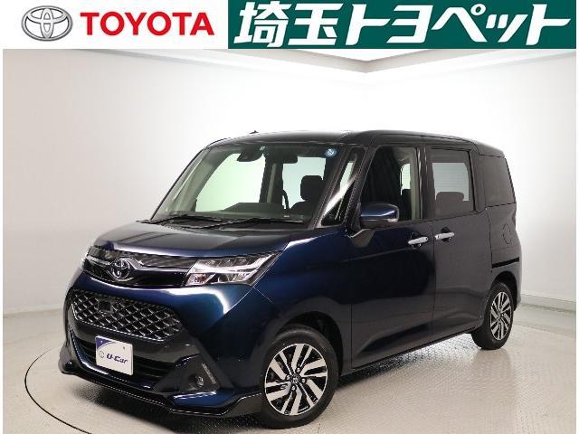トヨタ カスタムG S 当社試乗車