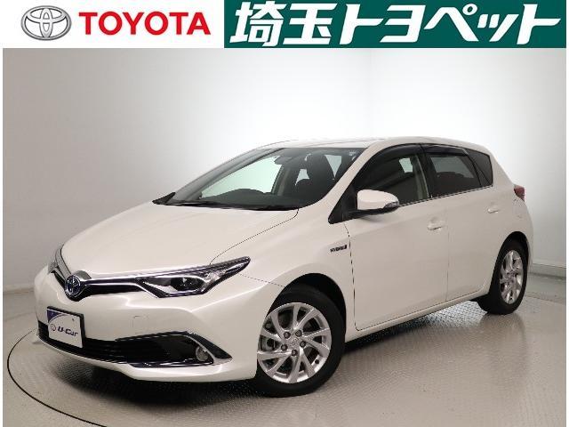 トヨタ ハイブリッド SDナビ・ETC・フルセグ・Bカメラ・ワンオナ