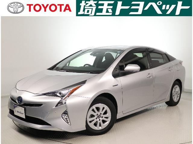トヨタ Sセーフティプラス メモリーナビ・Bモニター