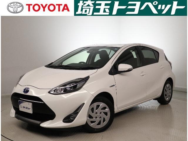 トヨタ G 当社社用車バックモニター
