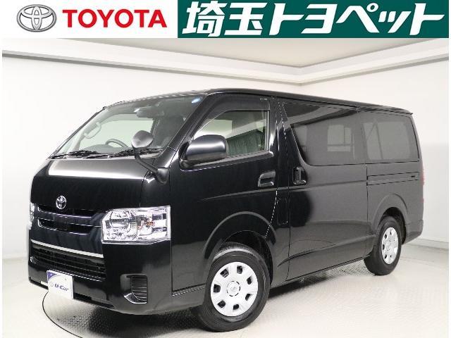 トヨタ ロングDX GLパッケージ 3/6/9人乗・ガソリン