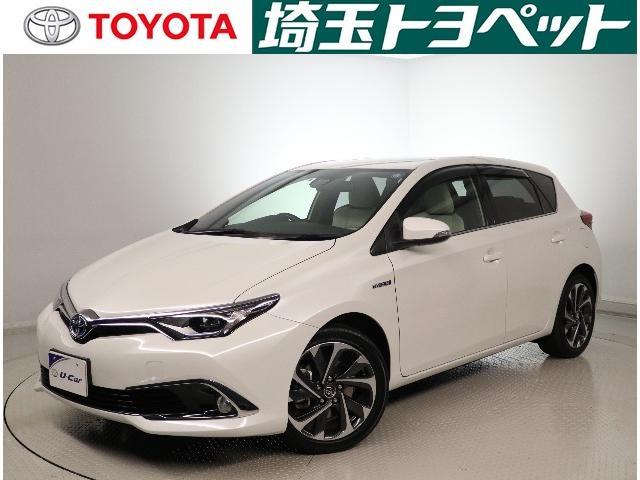 トヨタ ハイブリッドGパッケージ SDナビ・ETC・Fセグ・Bカメラ