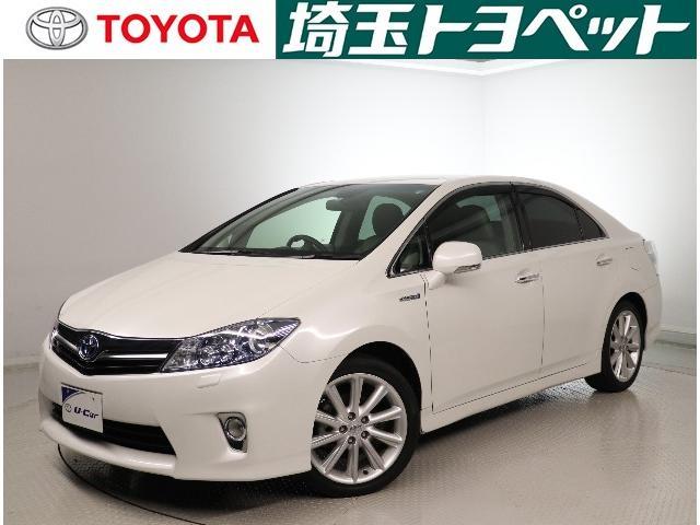 トヨタ G  HDDナビ・Bモニター