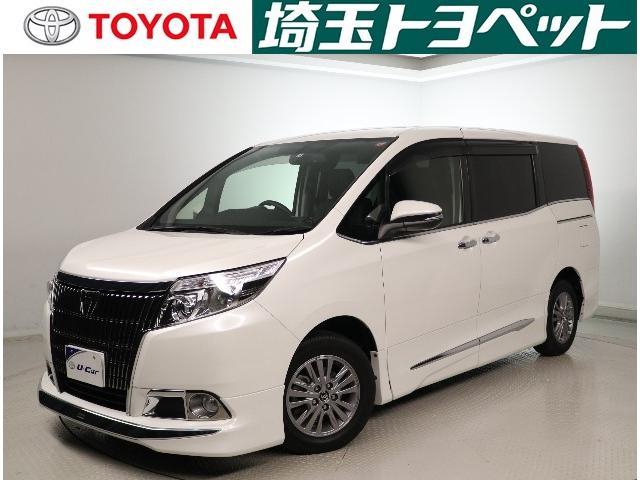 トヨタ Gi 8人乗・モデリスタエアロ・後席モニター