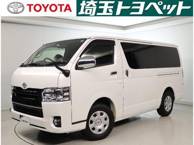 トヨタ ロングスーパーGL ダークプライム SDナビ・ETC