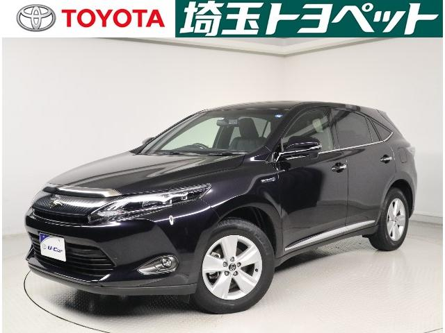 トヨタ エレガンス 本革シート・メモリーナビ・Bモニター