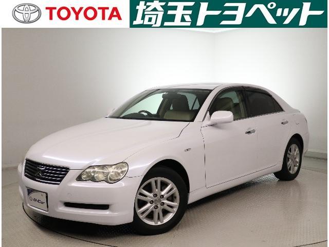 トヨタ 250Gプライムセレクション DVDナビ・ETC・ワンオーナ