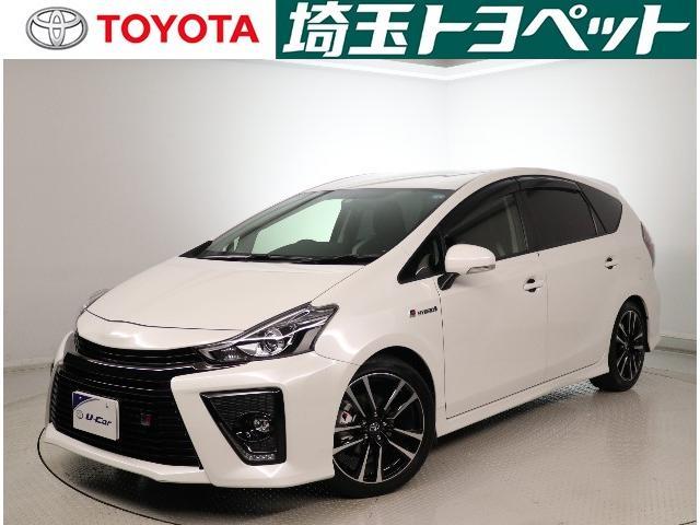 トヨタ ワンオーナー社外SDナビ GRスポーツ