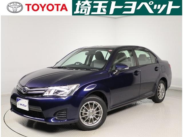 「トヨタ」「カローラアクシオ」「セダン」「埼玉県」の中古車