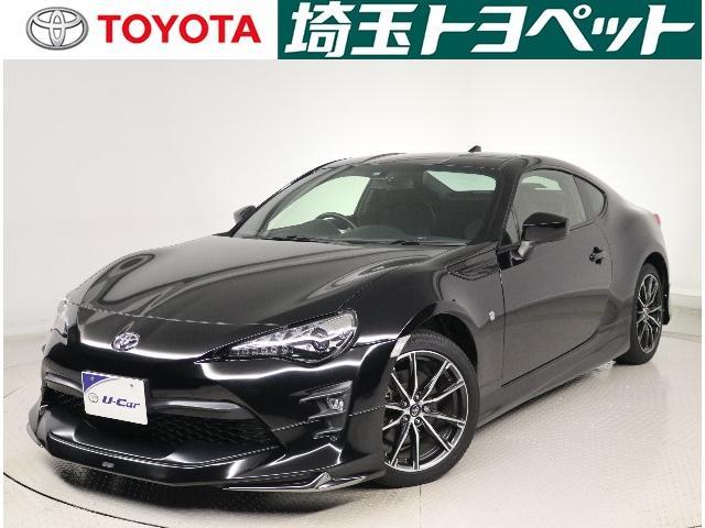 トヨタ GT フルエアロ LEDヘッドランプ 当社社用車