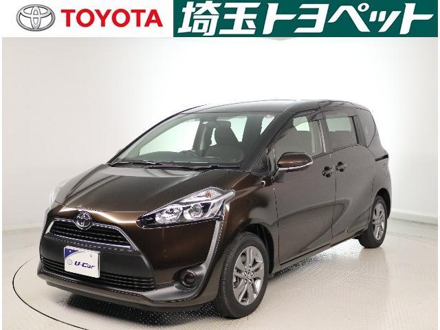 「トヨタ」「シエンタ」「ミニバン・ワンボックス」「埼玉県」の中古車