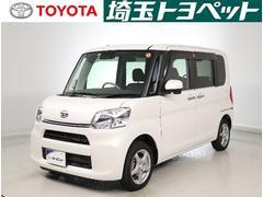 タントX SAIII ワンオーナー 4WD
