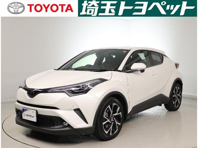 「トヨタ」「C-HR」「SUV・クロカン」「埼玉県」の中古車