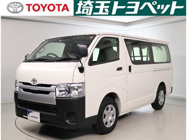 トヨタ DX ETC ドラレコ バックカメラ 当社試乗車