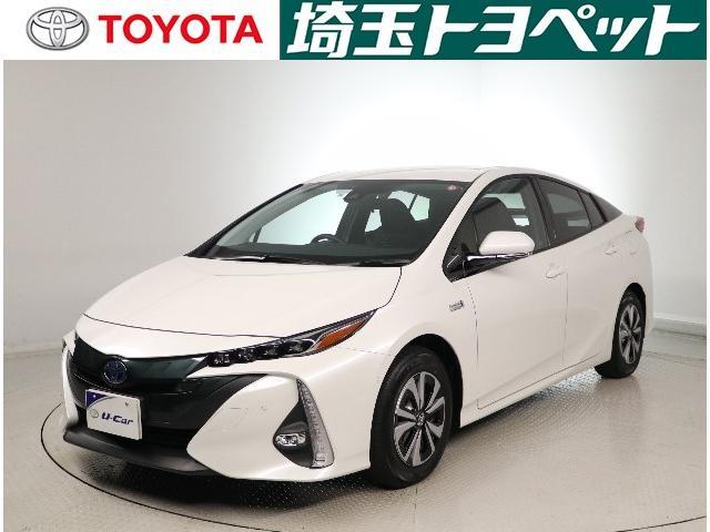 トヨタ A プリクラッシュセーフティ T-コネクトナビ 当社試乗車
