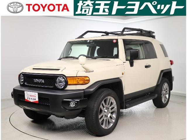 トヨタ ファイナルエディション ワンオーナー 4WD