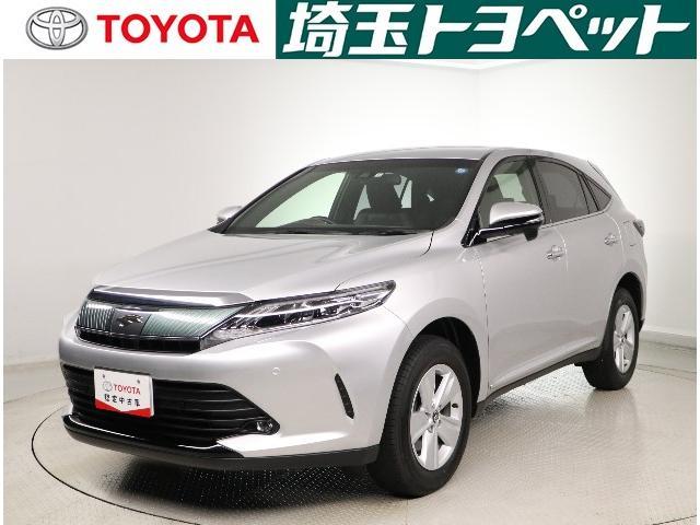 トヨタ ハリアー エレガンス LEDライト・パワーシート