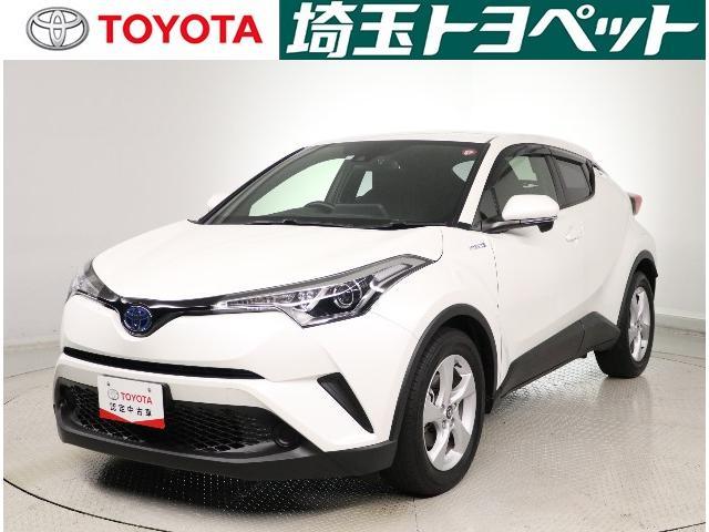 トヨタ C-HR S メモリーナビ ETC 地デジ バックカメラ