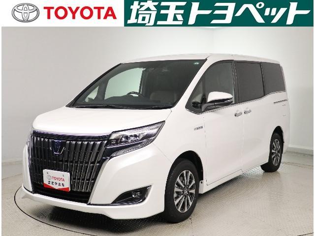 トヨタ ハイブリッドGi プレミアムパッケージ LEDライト ナビ