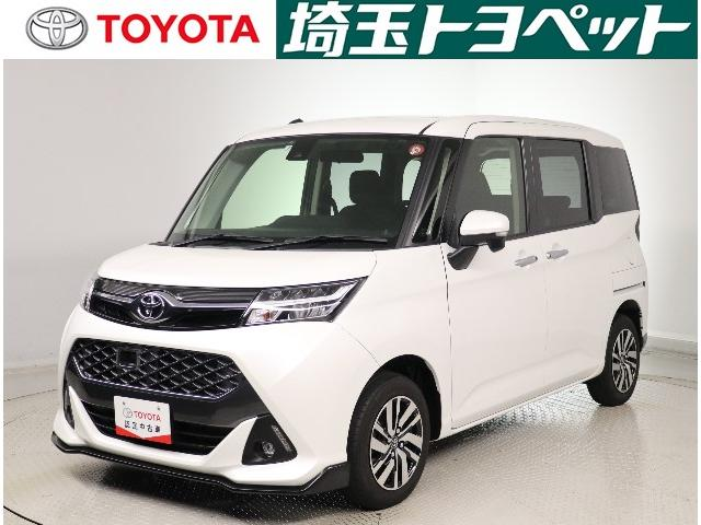 トヨタ タンク カスタムG S ワンオーナー 両側電動スライド バックカメラ