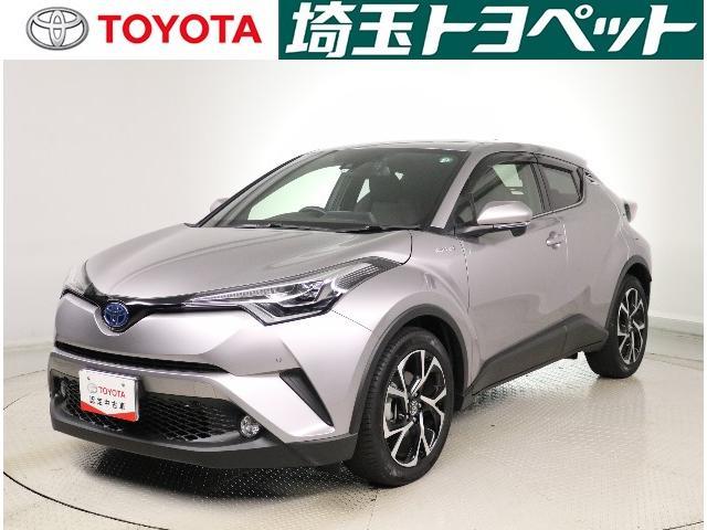 トヨタ C-HR G 純正ナビ シーケンシャルウィンカー バックカメラ