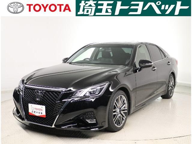 トヨタ アスリートG サンルーフ 革シート バックカメラ