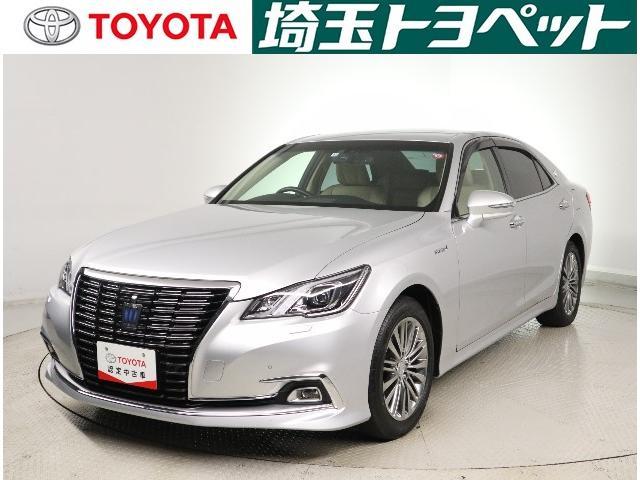 トヨタ ロイヤルサルーンG 革シート バックカメラ