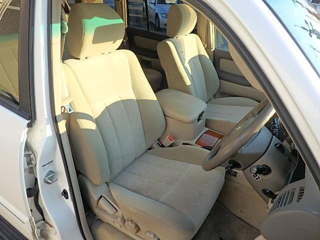 トヨタ ランドクルーザー100 VXリミテッド ワンオーナー サンルーフ