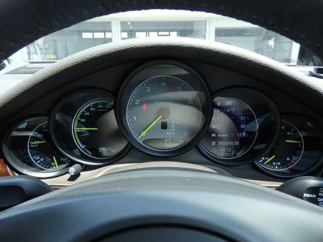 S E-ハイブリッド スポーツクロノPKG 360度カメラ(9枚目)