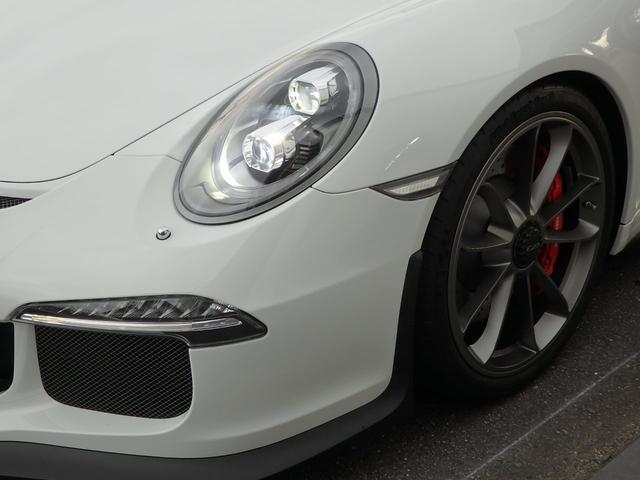 911GT3 フロントリフティング(5枚目)