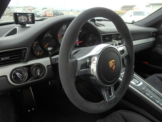 911GT3 フロントリフティング(7枚目)