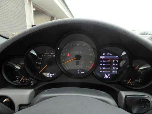 911GT3 フロントリフティング(15枚目)
