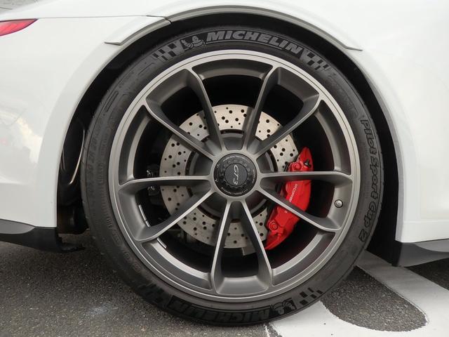 911GT3 フロントリフティング(18枚目)