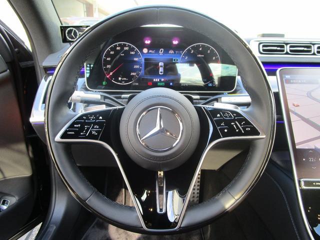 S500 4マチック AMGライン ワンオーナー 左Hディーラー車 禁煙車 パノラミックスライディングルーフ(22枚目)