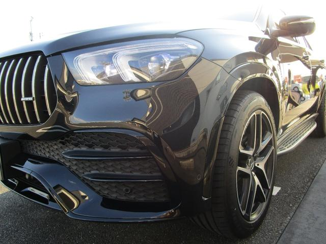 GLE53 4マチック+ クーペ ワンオーナー 左Hディーラー車 禁煙車 AMGインテリアカーボンパッケージ パノラミックスライディング付き(10枚目)