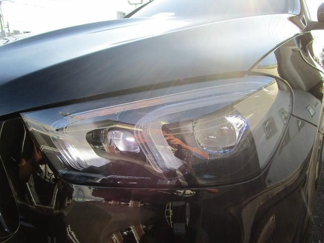GLE53 4マチック+ クーペ ワンオーナー 左Hディーラー車 禁煙車 AMGインテリアカーボンパッケージ パノラミックスライディング付き(11枚目)
