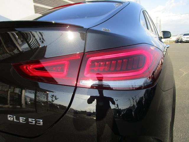 GLE53 4マチック+ クーペ ワンオーナー 左Hディーラー車 禁煙車 AMGインテリアカーボンパッケージ パノラミックスライディング付き(14枚目)