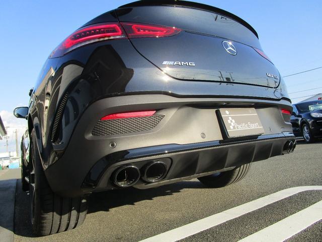 GLE53 4マチック+ クーペ ワンオーナー 左Hディーラー車 禁煙車 AMGインテリアカーボンパッケージ パノラミックスライディング付き(15枚目)