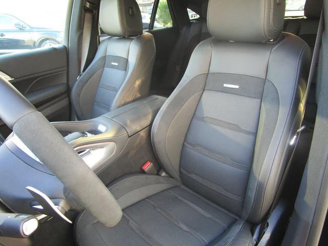 GLE53 4マチック+ クーペ ワンオーナー 左Hディーラー車 禁煙車 AMGインテリアカーボンパッケージ パノラミックスライディング付き(39枚目)