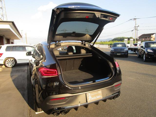 GLE53 4マチック+ クーペ ワンオーナー 左Hディーラー車 禁煙車 AMGインテリアカーボンパッケージ パノラミックスライディング付き(46枚目)