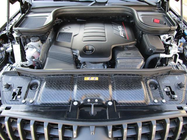 GLE53 4マチック+ クーペ ワンオーナー 左Hディーラー車 禁煙車 AMGインテリアカーボンパッケージ パノラミックスライディング付き(53枚目)