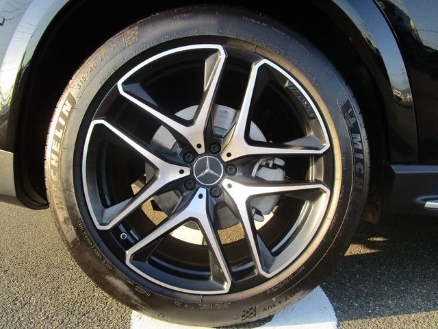 GLE53 4マチック+ クーペ ワンオーナー 左Hディーラー車 禁煙車 AMGインテリアカーボンパッケージ パノラミックスライディング付き(56枚目)