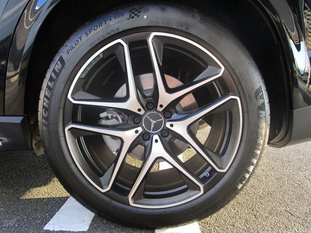 GLE53 4マチック+ クーペ ワンオーナー 左Hディーラー車 禁煙車 AMGインテリアカーボンパッケージ パノラミックスライディング付き(57枚目)