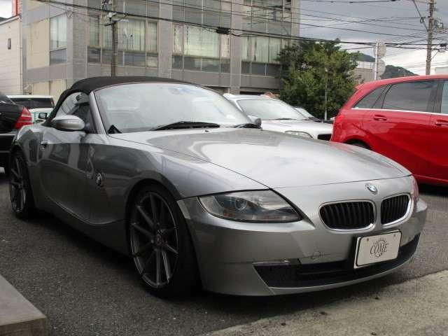 「BMW」「Z4」「オープンカー」「福岡県」の中古車2