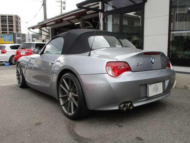 「BMW」「Z4」「オープンカー」「福岡県」の中古車3