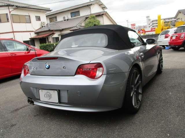 「BMW」「Z4」「オープンカー」「福岡県」の中古車4