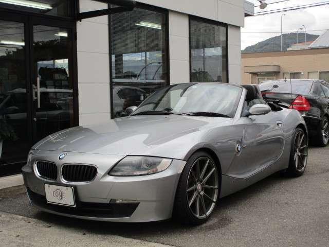 「BMW」「Z4」「オープンカー」「福岡県」の中古車5